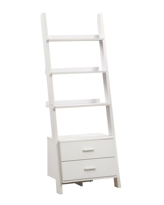 Spotted this Ladder Bookcase With Storage on Rue La La. Shop (quickly!). $159