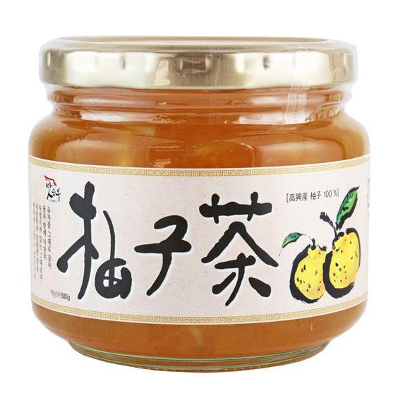 「マッスンブ ゆず茶」の甘みと酸味のバランスが抜群で美味しすぎる