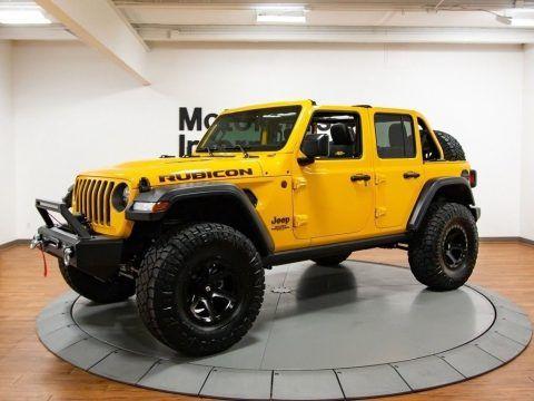 2018 Jeep Wrangler Jl Unlimited Rubicon Ozark Mountain Edition Jeep Autos Coches