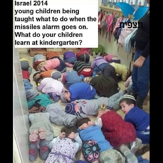 Don't tell me Israel has no right to defend itself