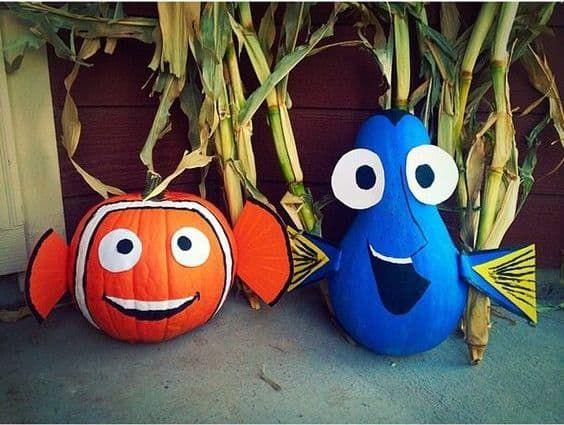 28++ Cute disney pumpkin painting ideas ideas