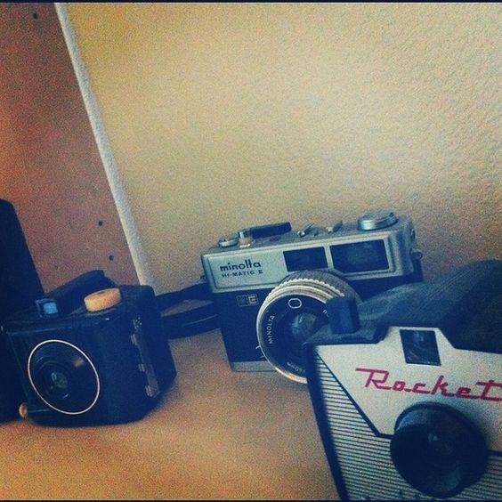 Camera, Camera, Camera . . .