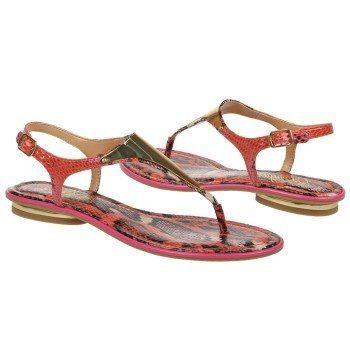 Fergie Bali Sandals (Orange) - Women's Sandals - 7.0 M