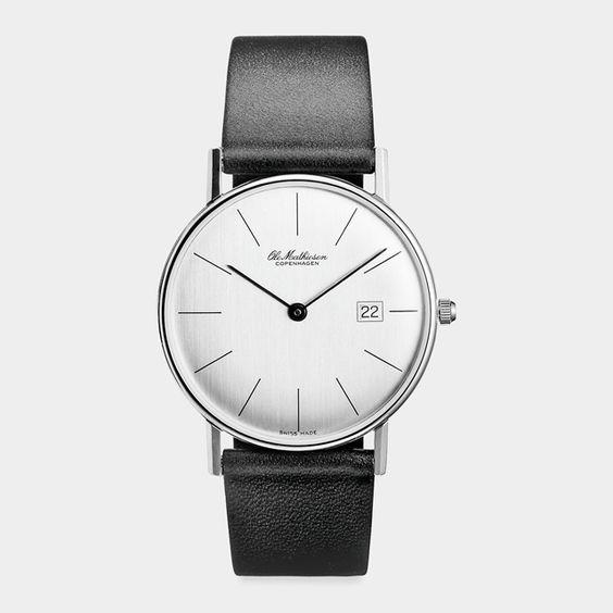 Between | User experience design (minimalistmatt: Index Watch by Ole Mathiesen)