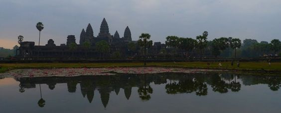 A truly exceptional experience - Angkor Wat, Cambodia #angkorwat #cambodia