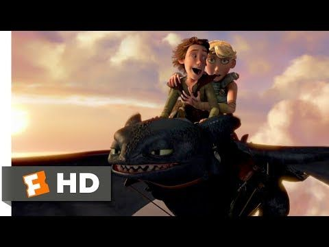 How To Train Your Dragon 2010 Going For A Ride Scene 6 10 Movieclips Youtube In 2020 How Train Your Dragon How To Train Your Dragon Save The Last Dance