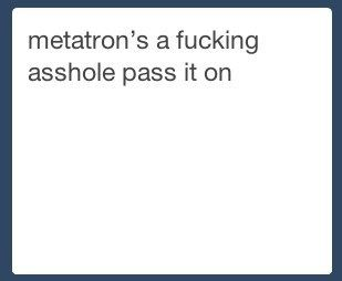 """Community Post: Tumblr's Reaction To The """"Supernatural"""" Finale"""