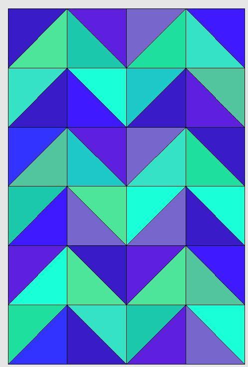 Patchworken Fur Anfanger Einfache Muster Stoffmengen Berechnen Bugeln Bernina Blog Patchwork Muster Decke Quilten Lernen Patchwork Und Quilten