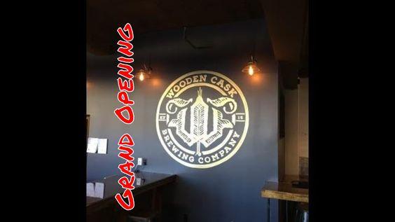 Brewery Opening: Wooden Cask Brewing (Newport, Kentucky)
