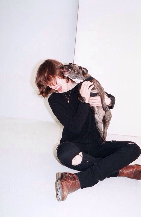 Van McCann he gives me problems seriously