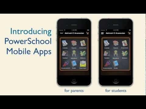 PowerSchool for Parents and PowerSchool for Students App