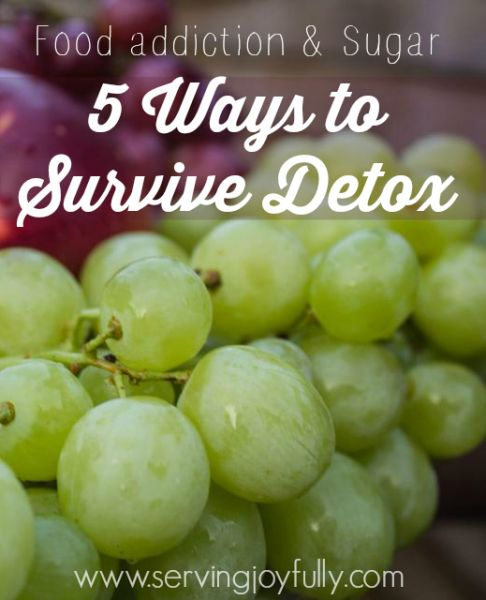 The bad news is that giving up sugar and/or processed foods will likely result in some detox symptoms initially. The good news is they don't last long, and there are some things you can do to make the process easier. Here are 5 practical tips for reducing the detox symptoms.