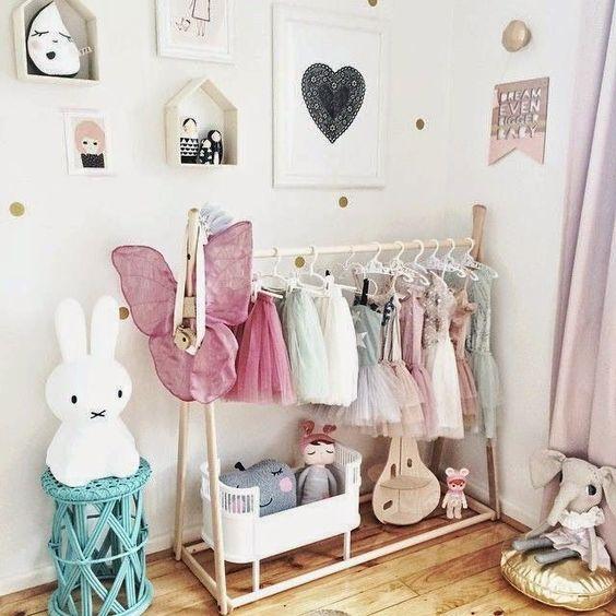 ¡Nos encantan estas ideas de decoración para habitaciones infantiles! ¡Qué…