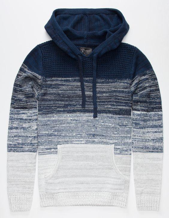 RETROFIT Alan Mens Sweater 267873200   Sweaters