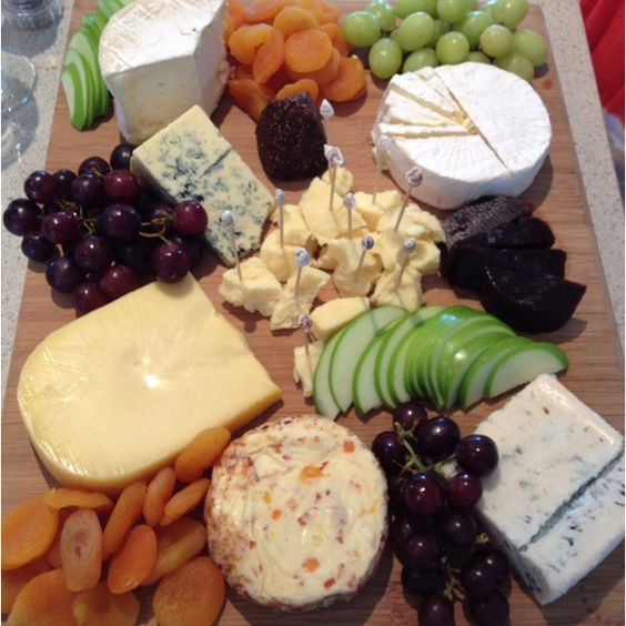 Cheese Platter. Beautiful. Cheese cheese cheese.  waterfireviews.com