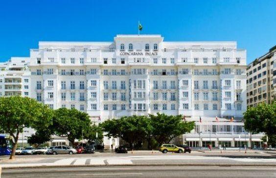 Hotel Copacabana Palace, Rio de Janeiro, Brasil