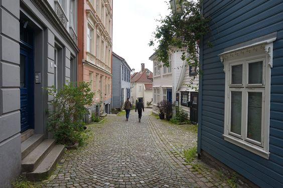 Bergen - Sydneskleiven Street