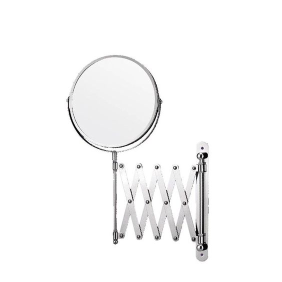 Extendable Shaving Mirror NOW £11.25 This stylish chrome plated mirror will add a touch of elegance to your bathroom.