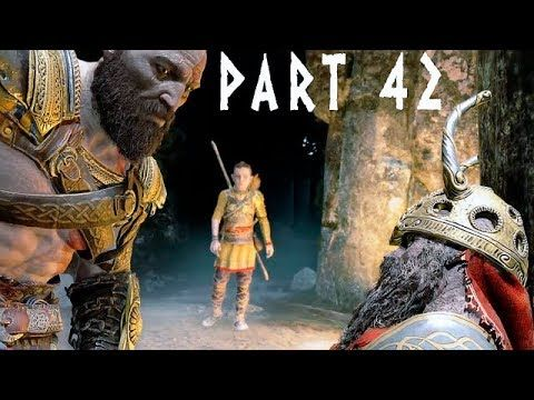 God Of War Gameplay Walkthrough Part 42 Hail To The King God Of War 4 God Of War God Of Wars God