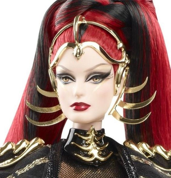 queen of the constellations barbie - Google Search