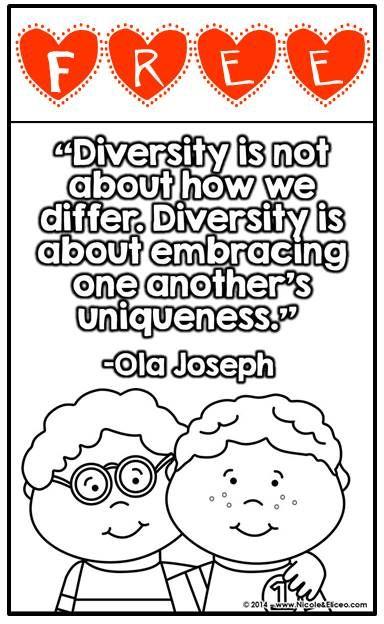 diversity children coloring pages - photo#23