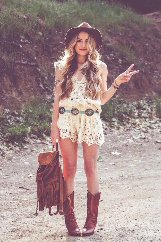 Boho Chic Coachella Style - The Blonde Abroad: