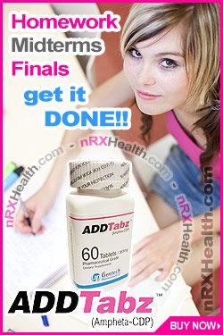 Non-prescription Adderall Alternatives - Students don't have to buy prescription Adderall illegally when they can use ADDtabz to focus and improve their concentration to get things done. Safe & effective with ingredients are FDA approved >> http://www.nrxhealth.com/addtabz-review/