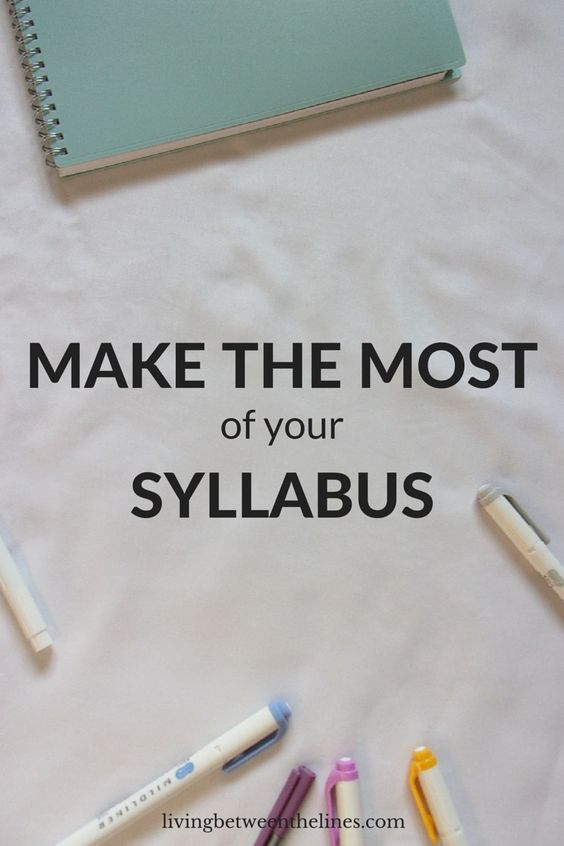 Thesis writing   syllabus