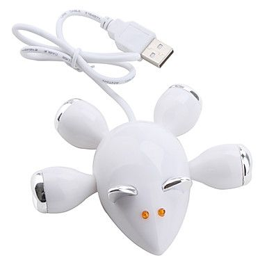 Rato USB #crieorganize #presentes