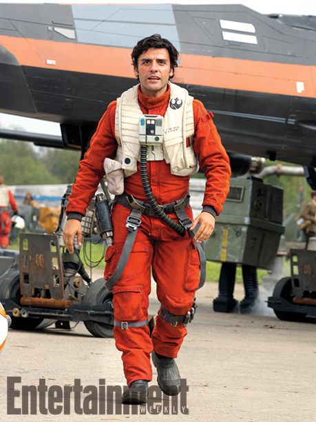 Star Wars 7 dans Entertainment Weekly avec Oscar Isaac
