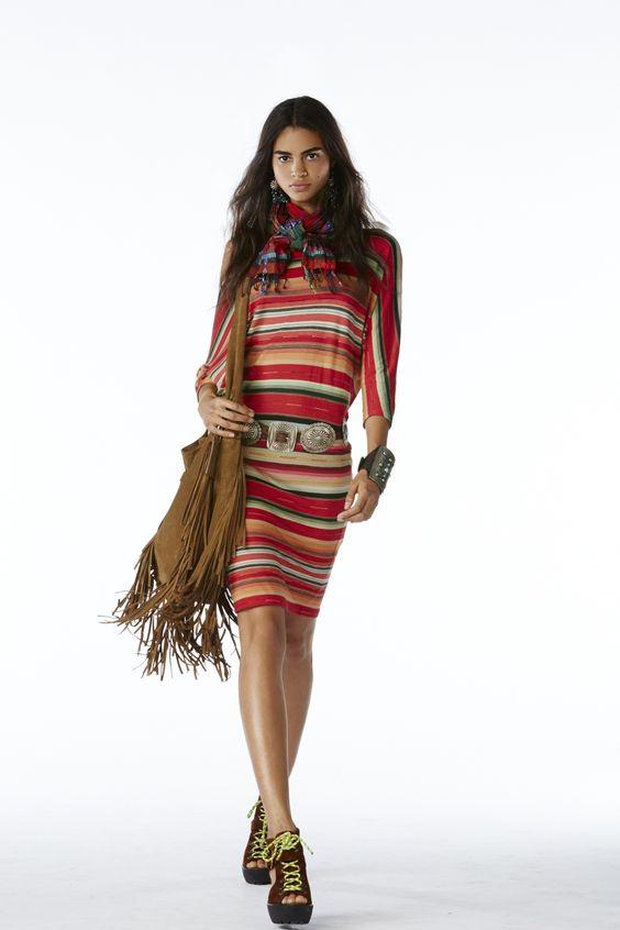Design of summer dresses ralph