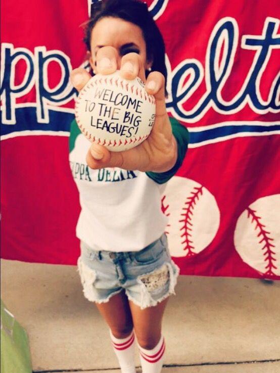 Baseball bid day!