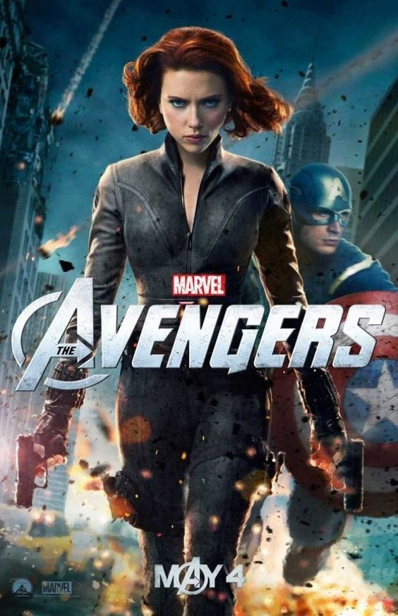 The Avengers - Black Widow...what I want to be eventually.  Hey, and then I'd get Hawkeye.