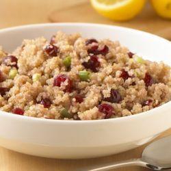 Cranberry Quinoa - Recipes - ReadySetEat