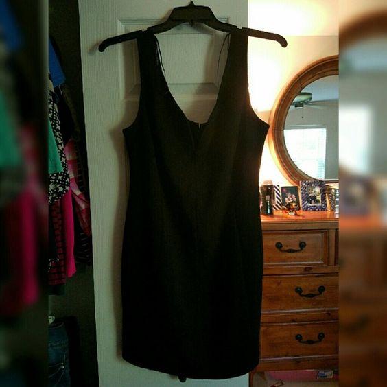 Black mini dress Forever21+ Black sleeveless mini dress size 1x Forever 21 Dresses Mini