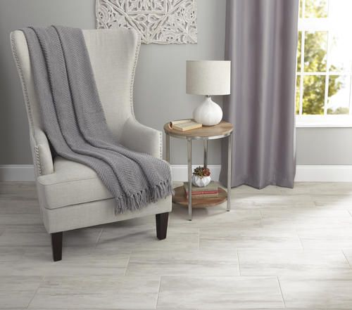 Look Into At Menards Ragno Usa Mount Claire Ash 12 X 24 Porcelain Floor And Wall Tile Actual Size 11 13 16 X Porcelain Flooring New Home Designs Floor Rugs