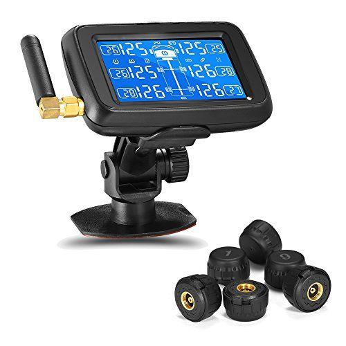 Cap Sensor for RV TPMS