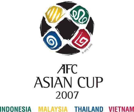 Logo Copa Asia 2007