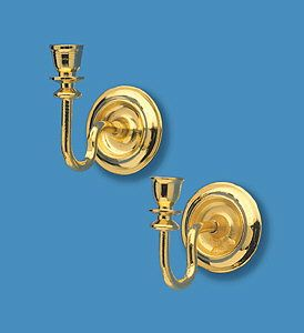 17220 - Candle Wall Sconces