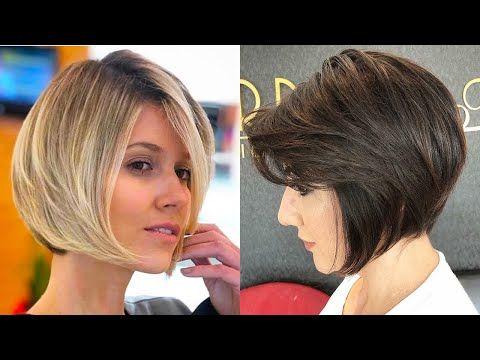 15 Fabulous Short Bob Haircut For Women Hairstyle For Short Hair Lifob Youtube Bob Haircuts For Women Womens Hairstyles Hairstyle
