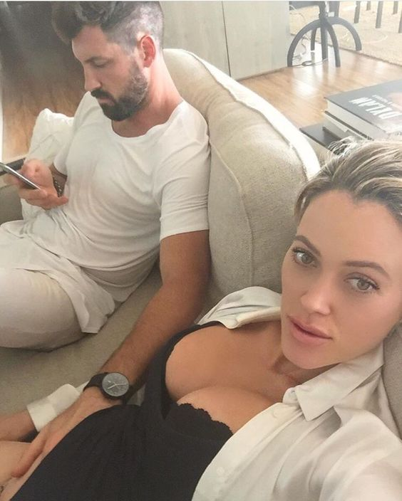 Peta and Maks / 5 month pregnant/ 2016