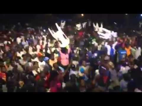 Video: Bobi Wine fills One Love beach with fans in the Busabala Easter Monday - Blizz Uganda