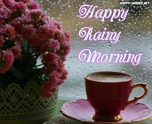 Good Morning Images On Rainy Day Chuva In This World
