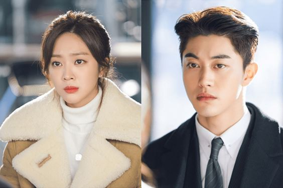 """Jo Bo Ah And Kwak Dong Yeon Have A Chilly Standoff On """"My Strange Hero"""""""