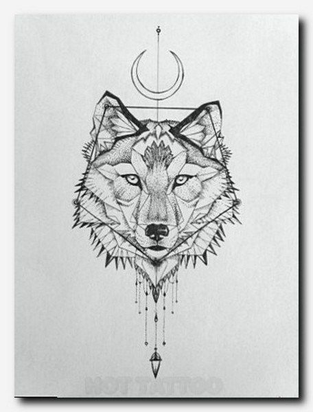 Pin By Dana Loffland On Tattoo In 2020 Geometric Wolf Tattoo Geometric Wolf Geometric Tattoo