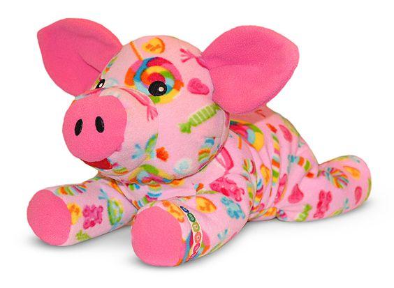 Melissa & Doug - Becky Pig