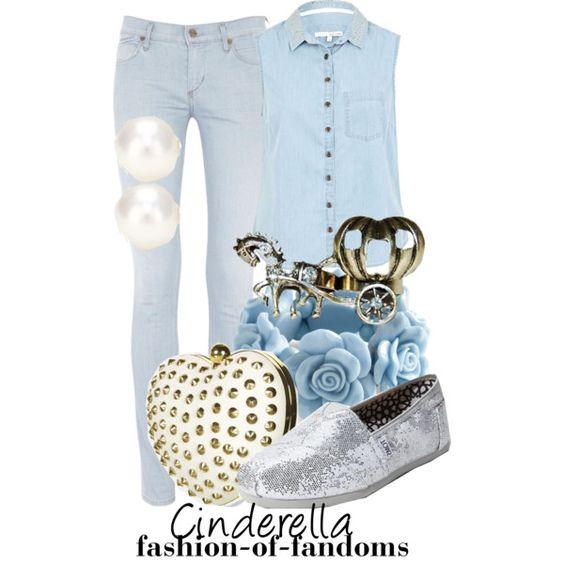 """""""Cinderella"""" by waveyourwands97 on Polyvore"""
