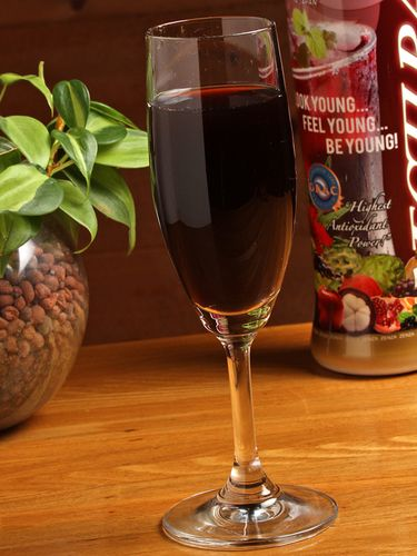 Berry taste
