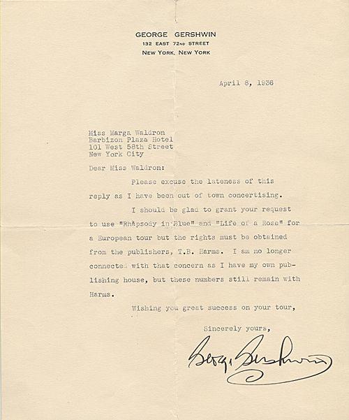 George Gershwin Gershwin - Columbia Symphony Orchestra - Rhapsody In Blue - An American In Paris