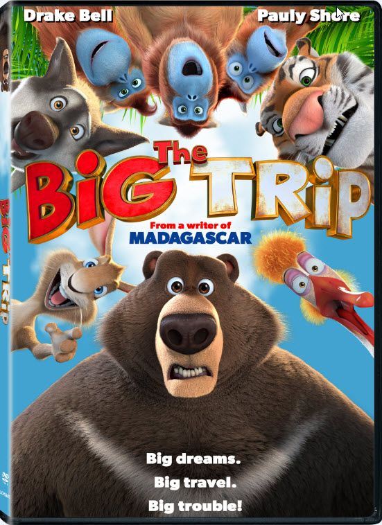 The Big Trip Official Trailer 2020 Hd Animated Movies Drake Bell New Animation Movies
